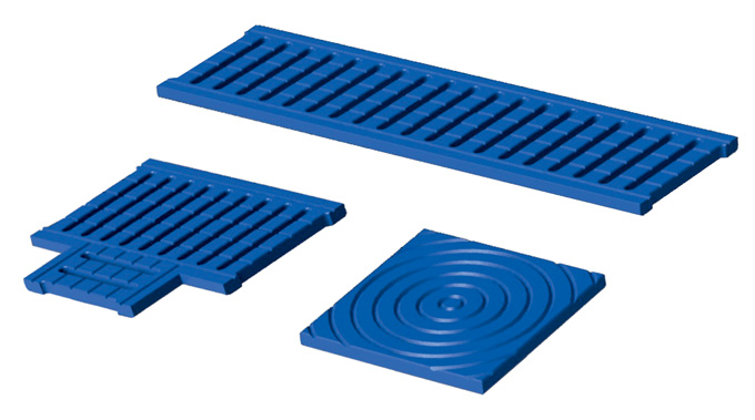 Drainage Grilles and Grates