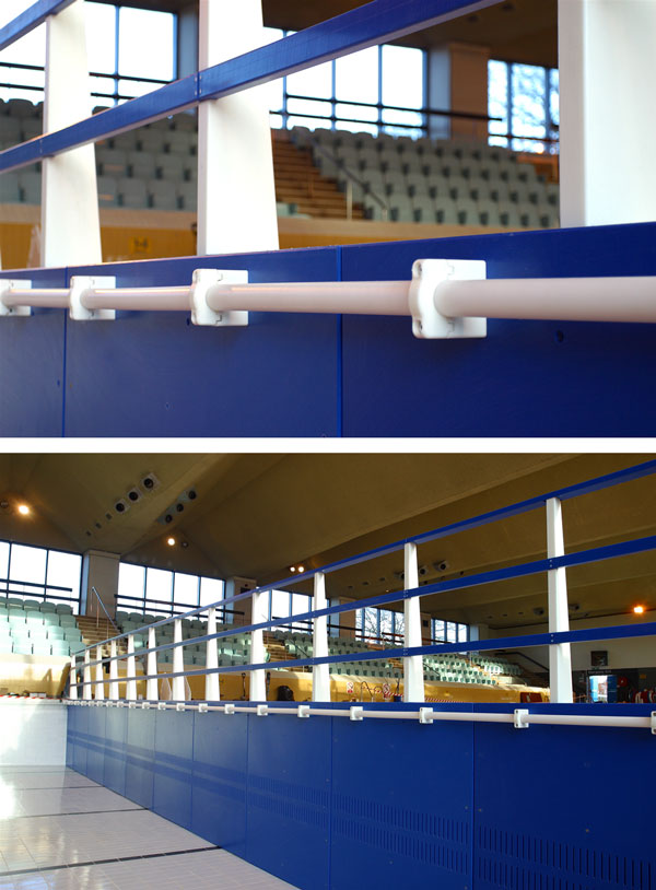 Handrails And Rails For Swimming Pools Leisure And Industrial Applications Poly Advisory